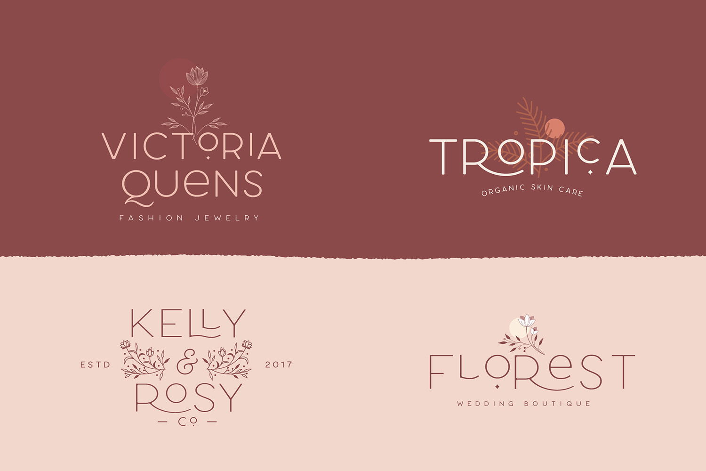 Larosa Sans- 7 Elegant Typeface example image 13