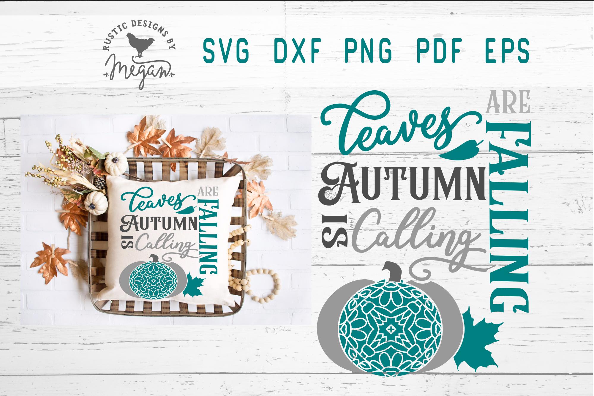 Mini Autumn SVG Bundle example image 3
