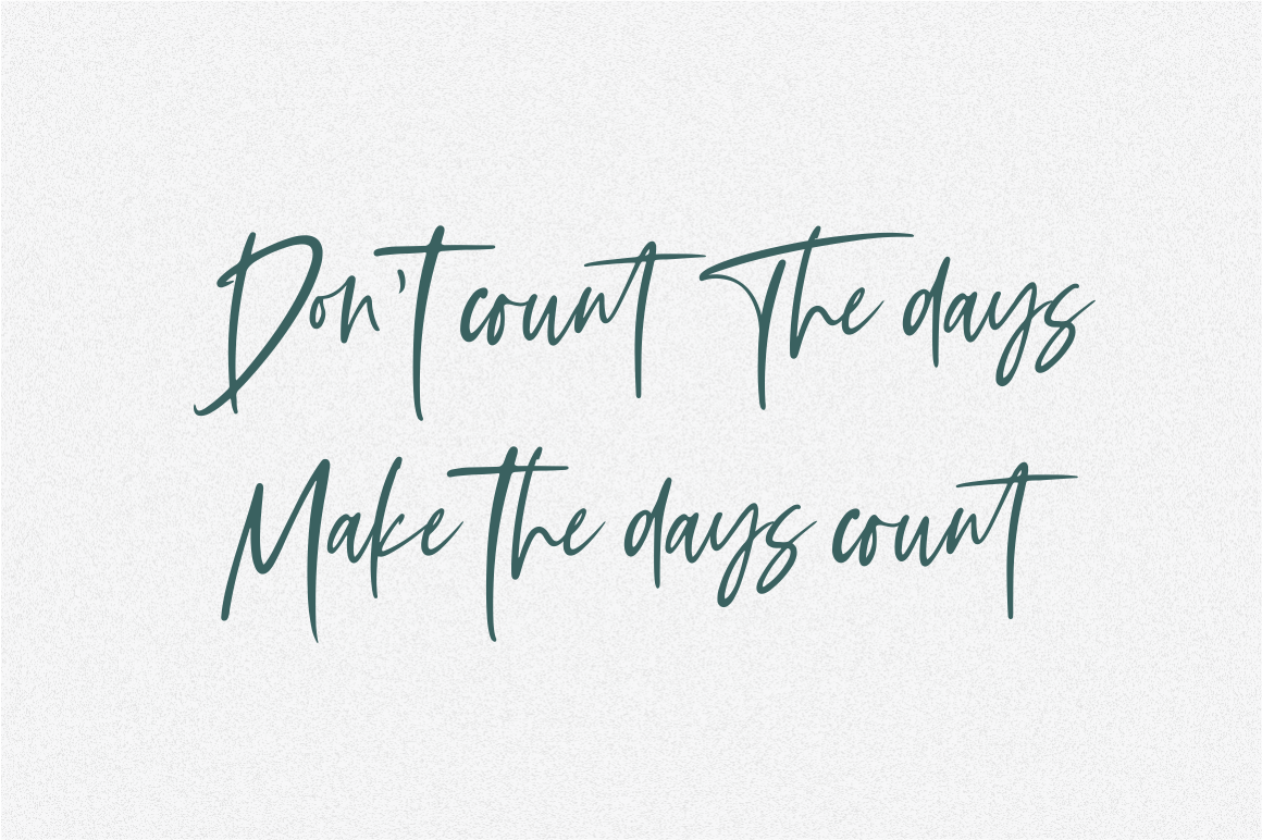 Tuesday Vibes - Handwritten Font example image 6