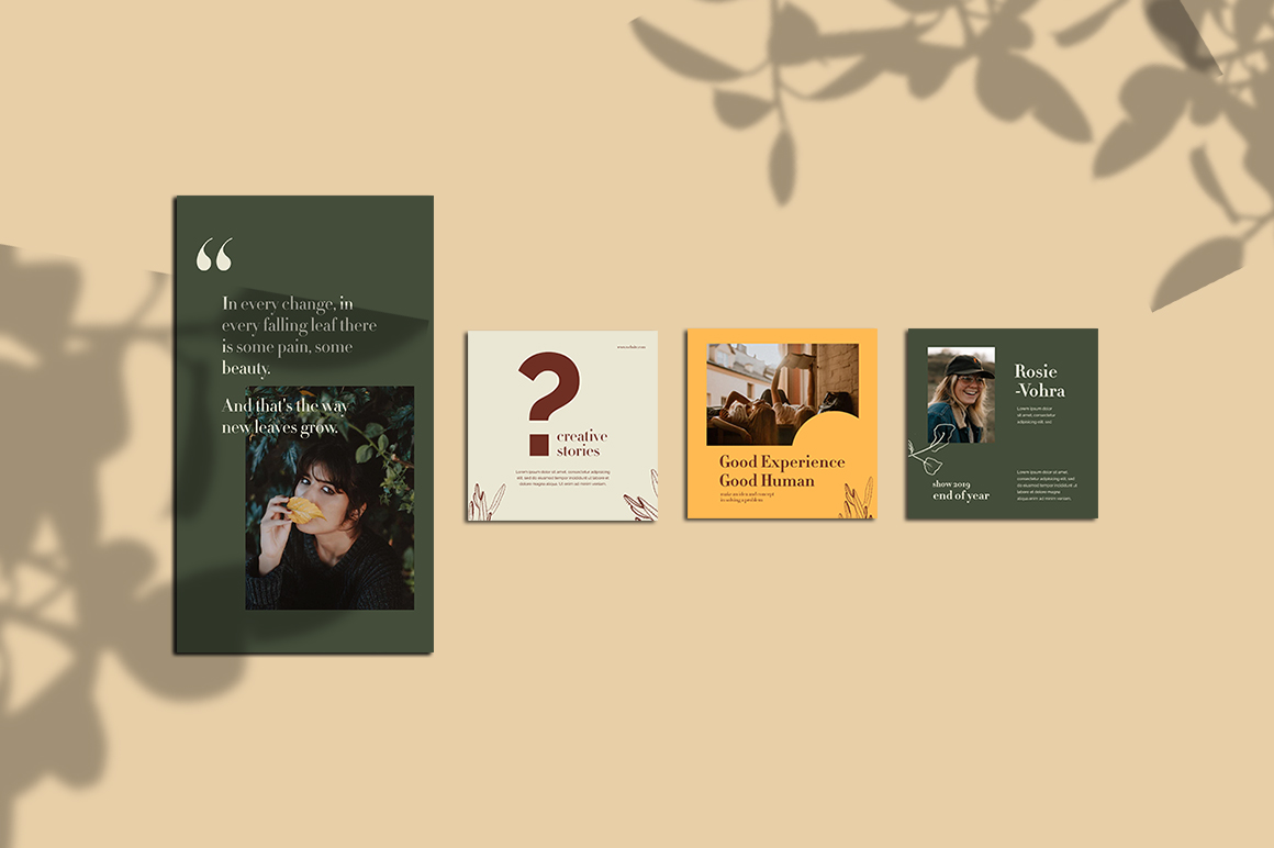 Charies Instagram Templates example image 6