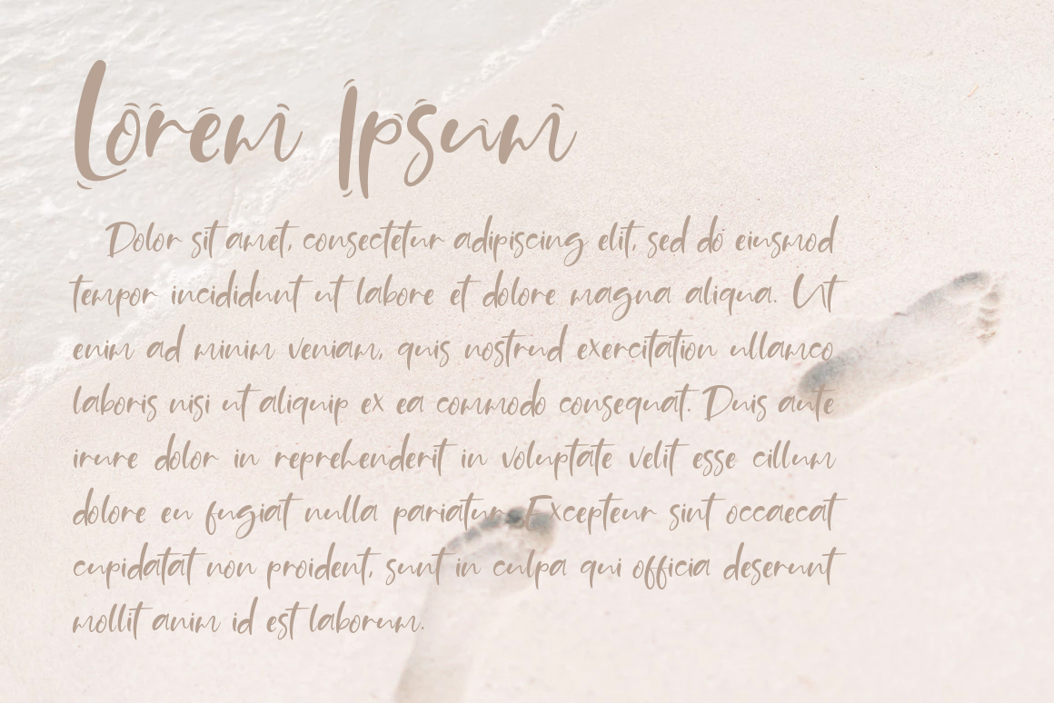 Sand Beach Script example image 2