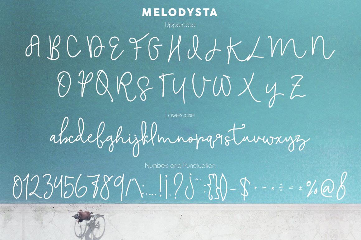 Melodysta Script example image 5