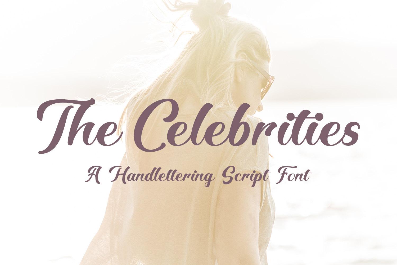 The Celebrities example image 1