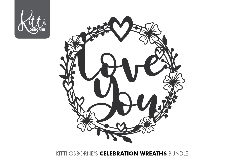 Celebration wreath Bundle example image 5