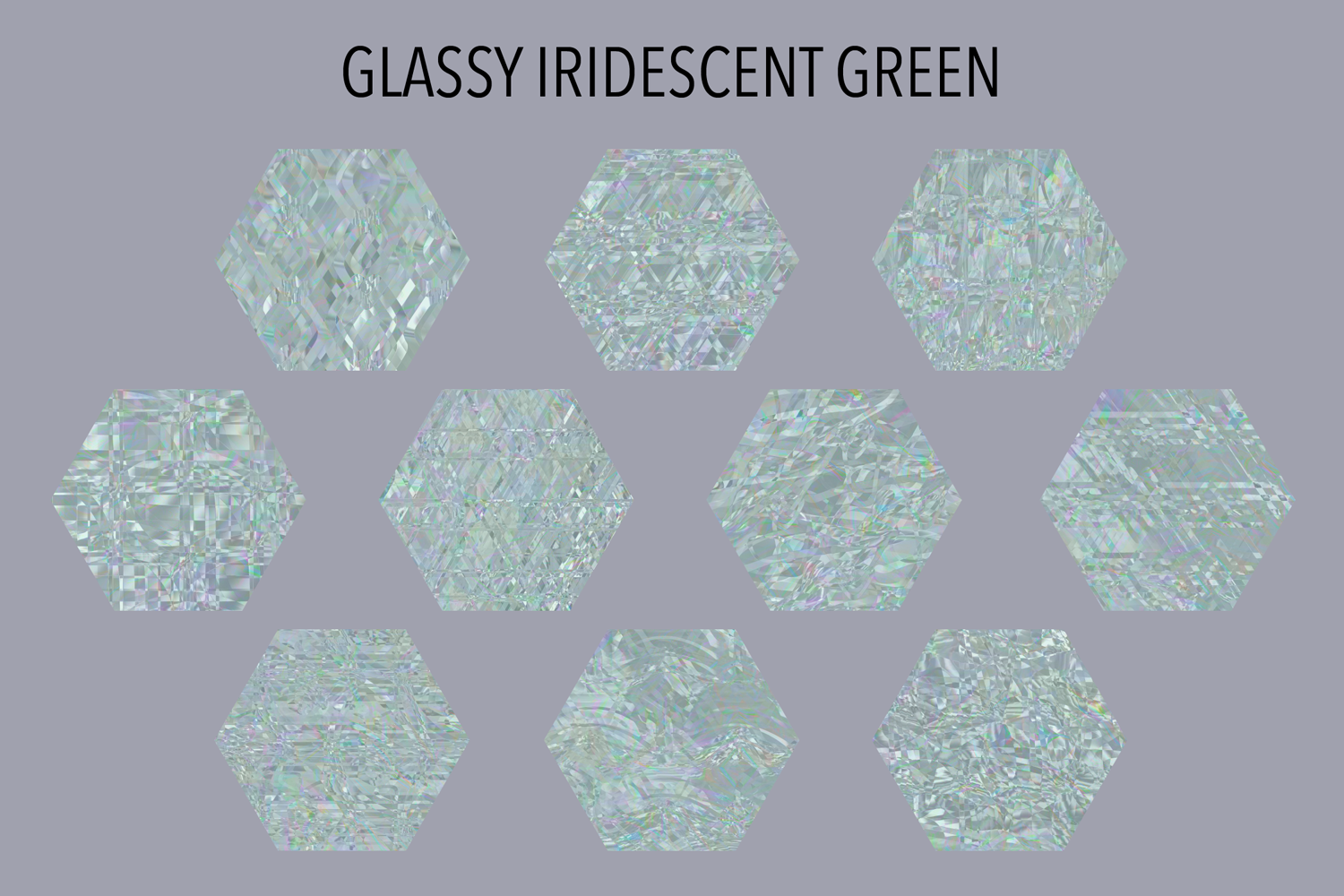 Glassy Textures example image 21