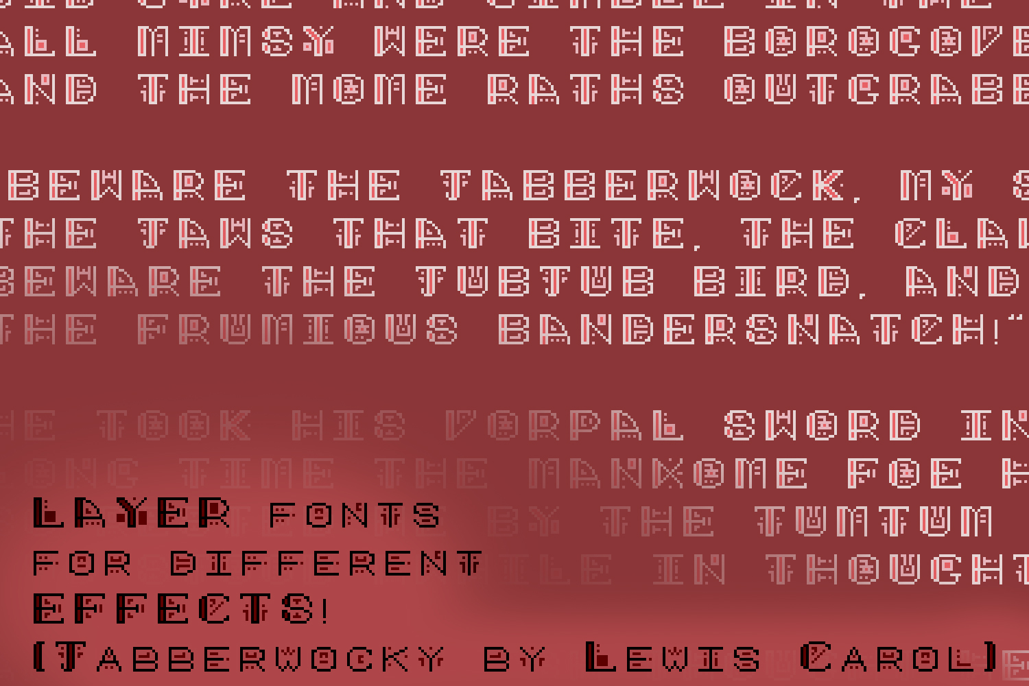 Lost Arcade Full Font Family example image 10