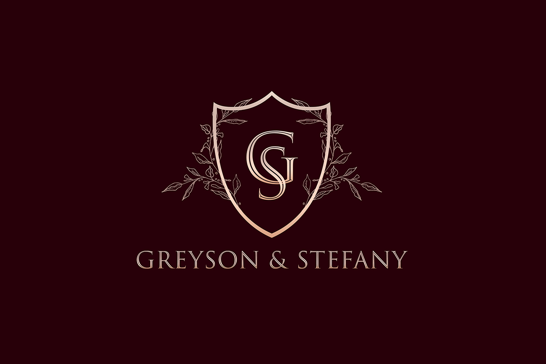 Luxury Wedding Logo example image 6