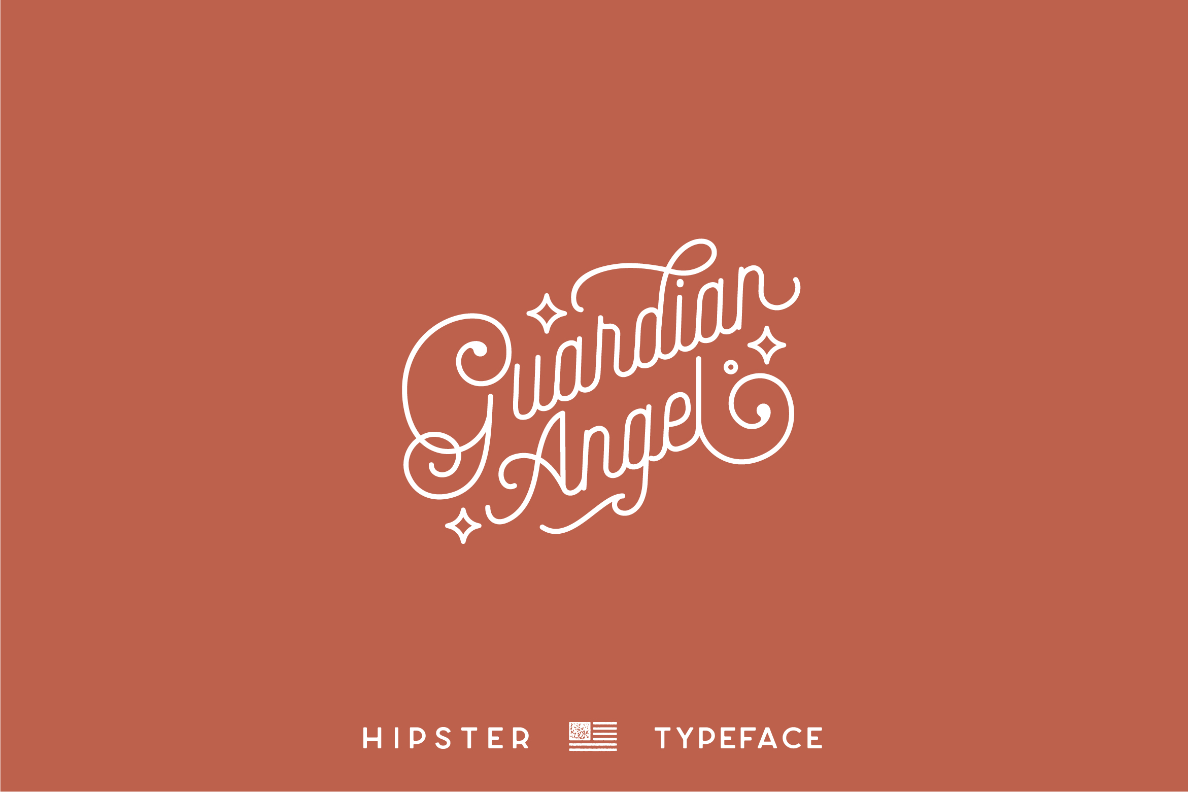Hipster Style Script and Sans Typeface example image 5