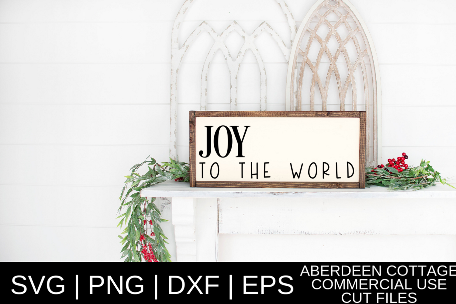 Joy To The World 2 SVG example image 1
