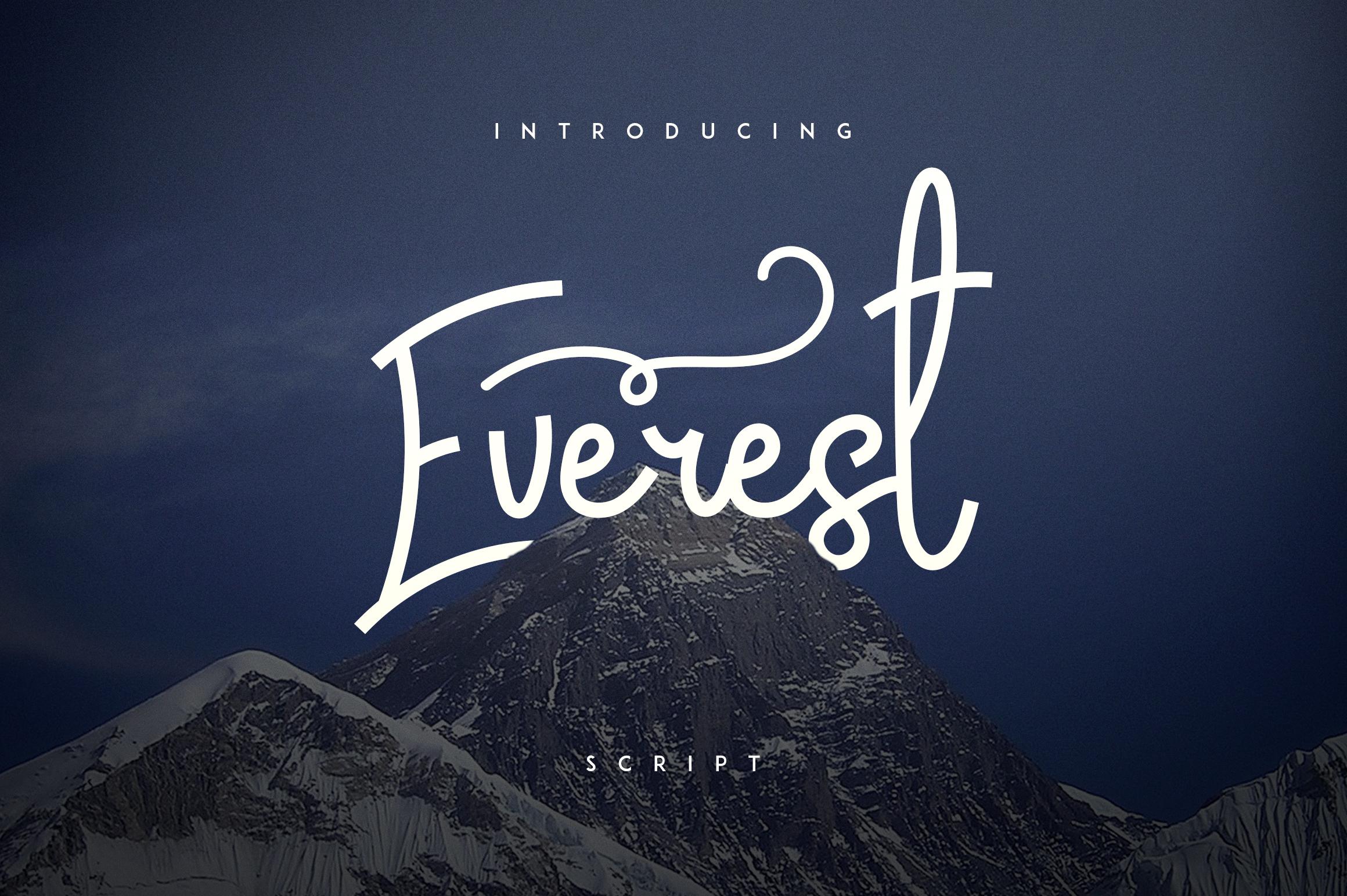 Everest script example image 1