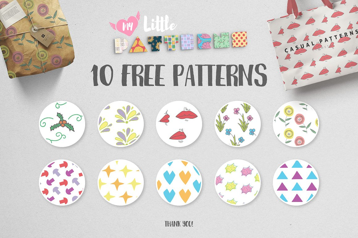 My Little Patterns example image 10