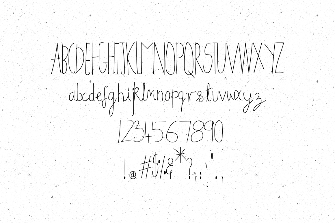 Franklin Bean Font example image 4