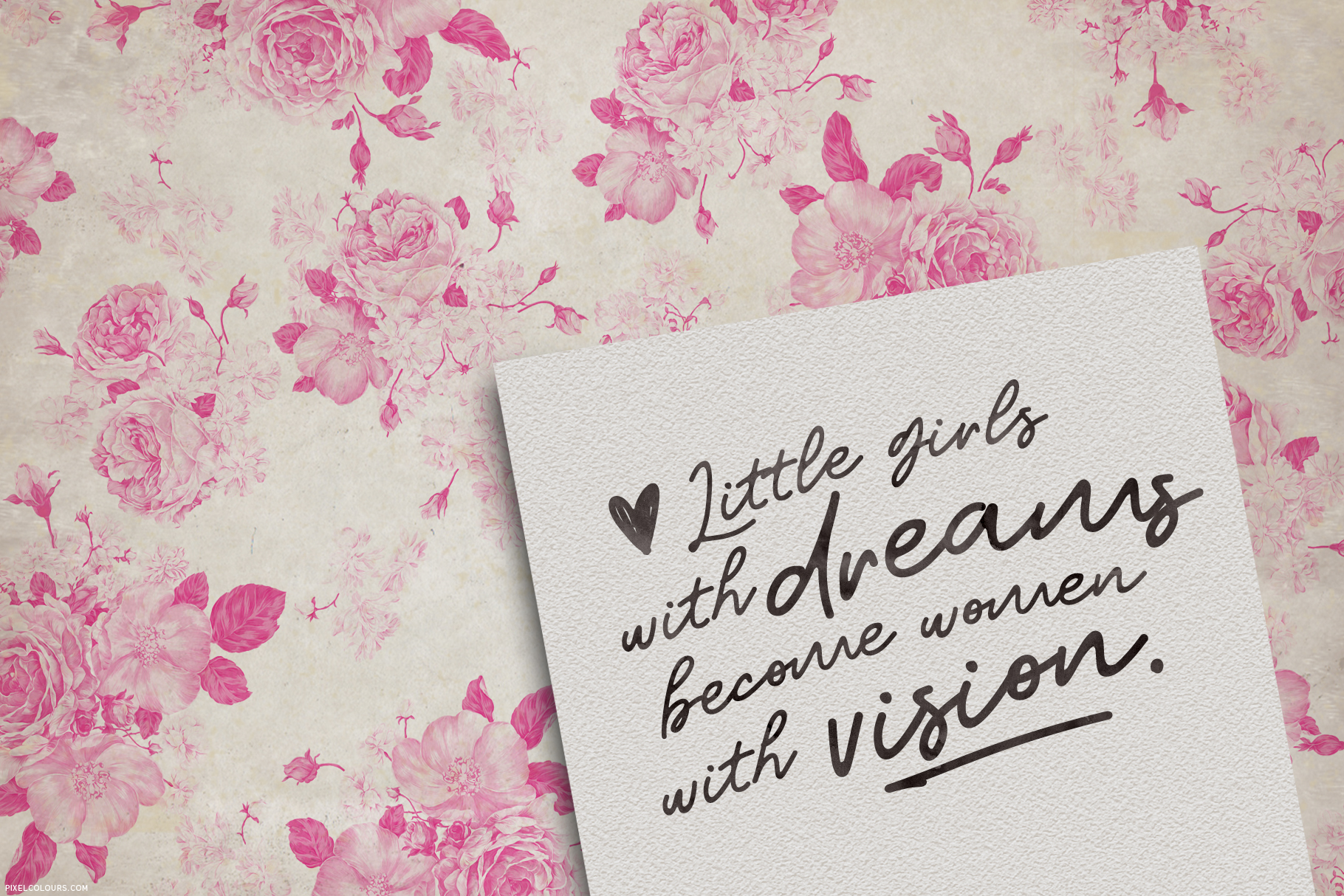 Girly Script Font example image 5