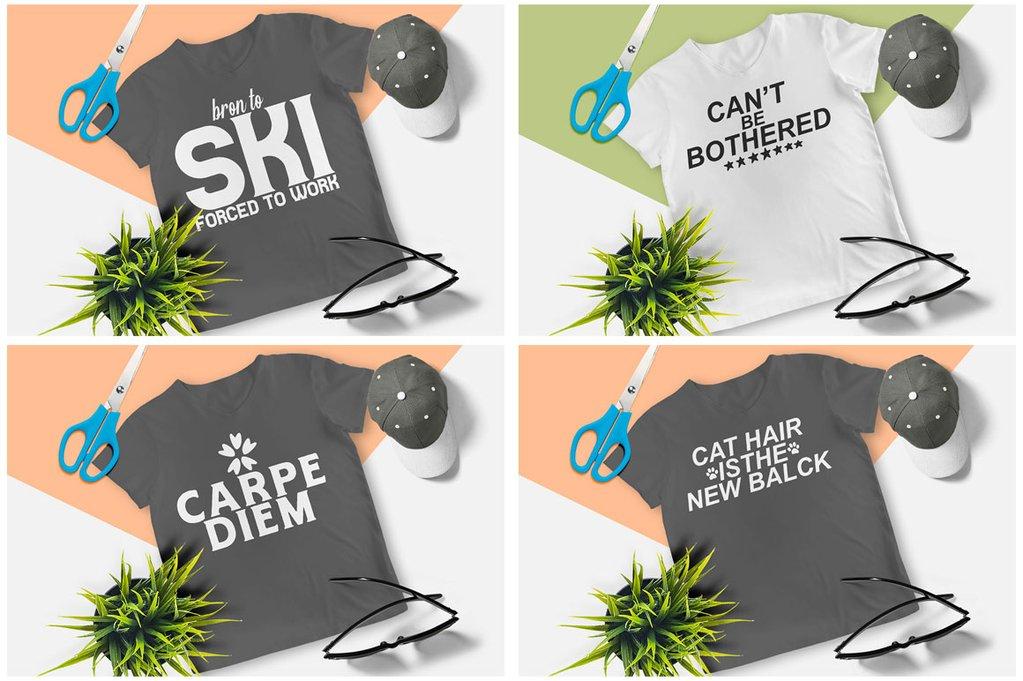 200 Printready Tshirt Design Mega Bundle example image 6