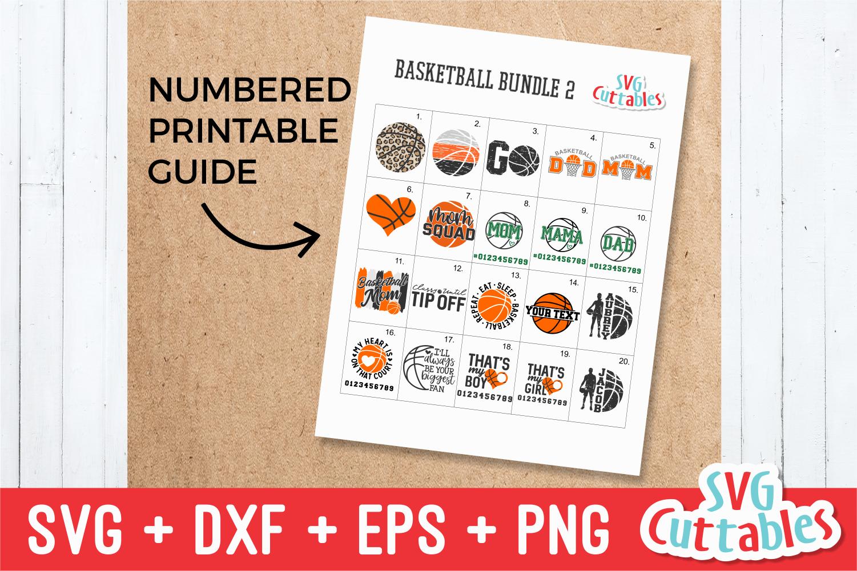 Basketball svg Bundle 2 example image 2