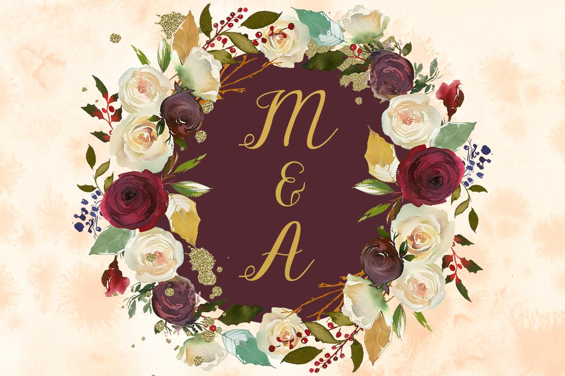 Margaretha Script example image 5