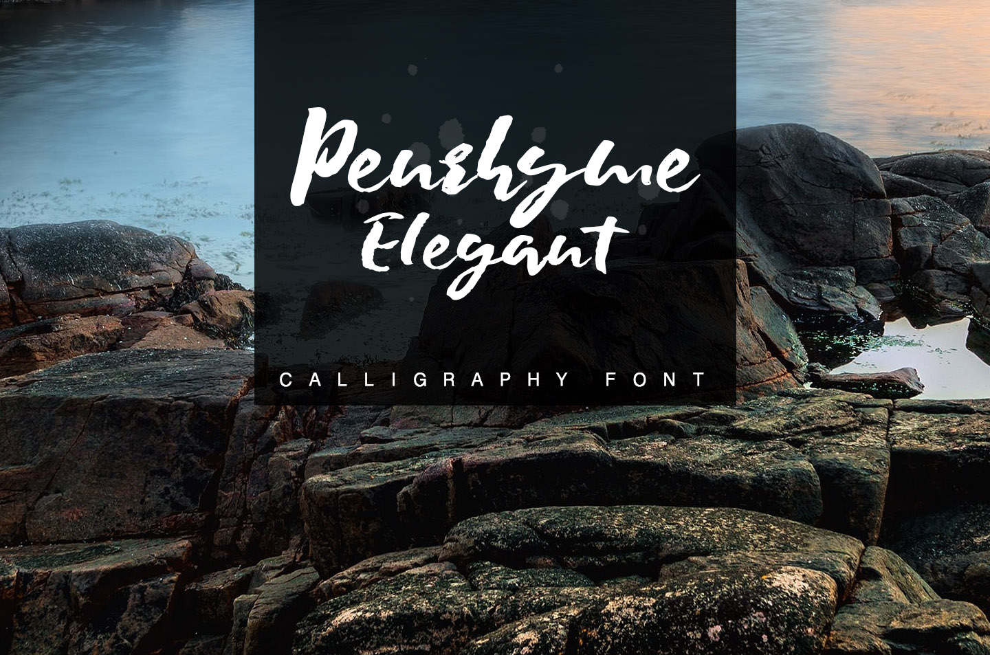 Penrhyme Calligraphy Font example image 7