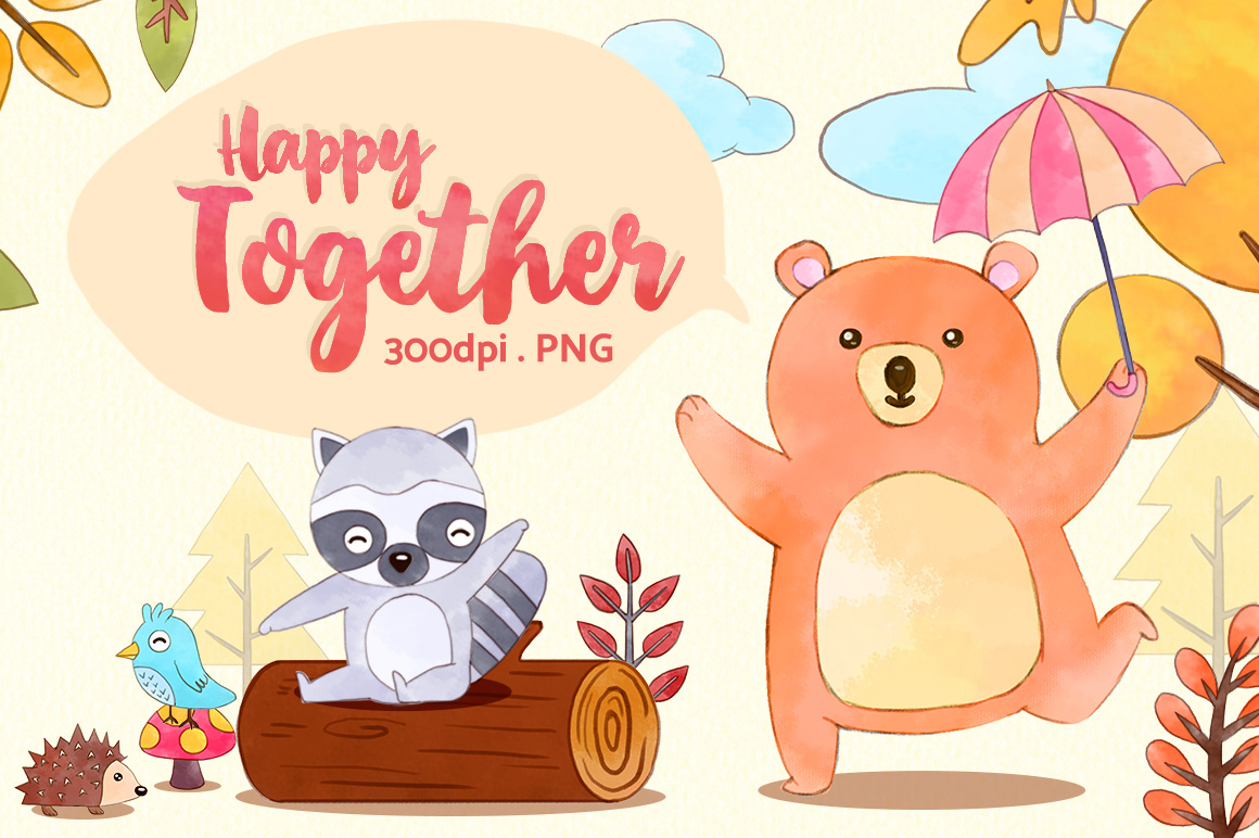 Happy Together example image 1