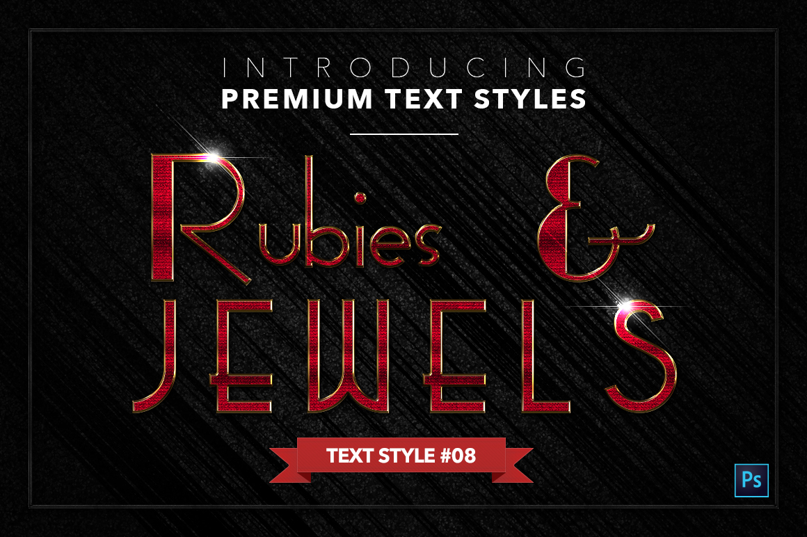 Rubies & Jewels #1 - 20 Text Styles example image 9