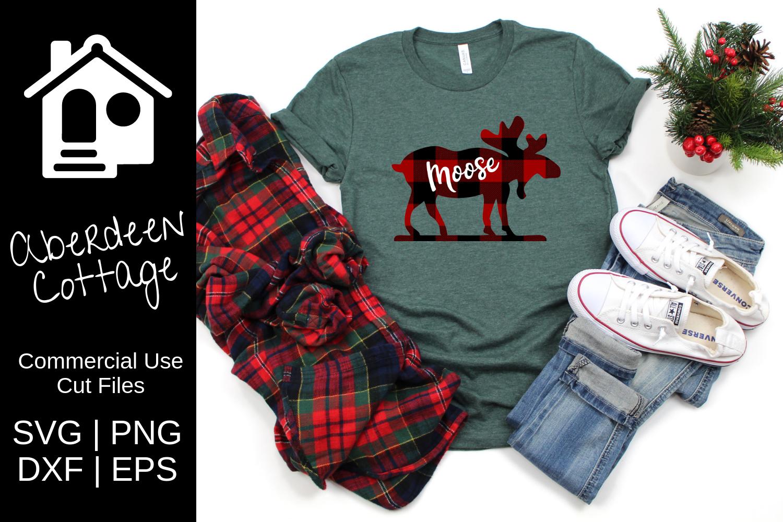 Moose Cutout Design example image 1