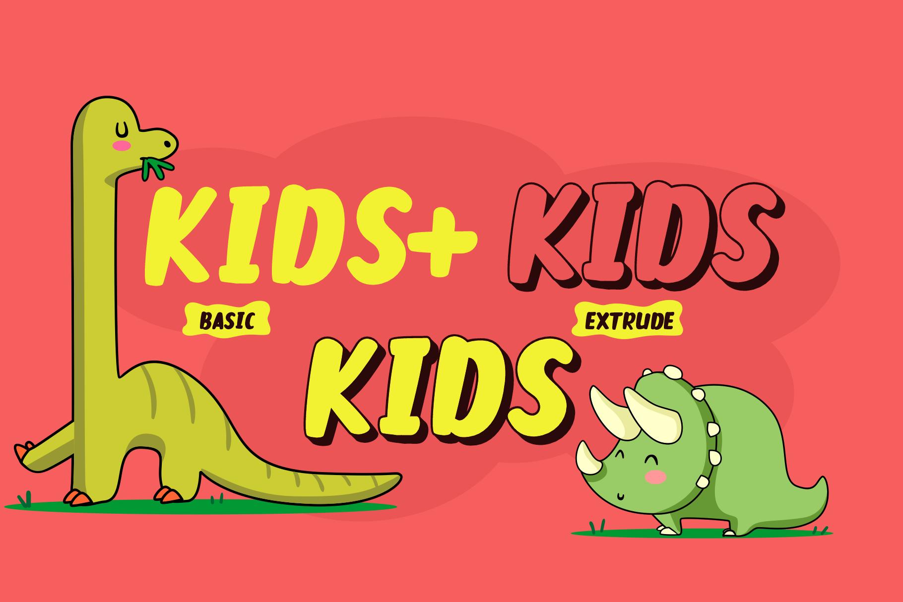 Dino Kids example image 2