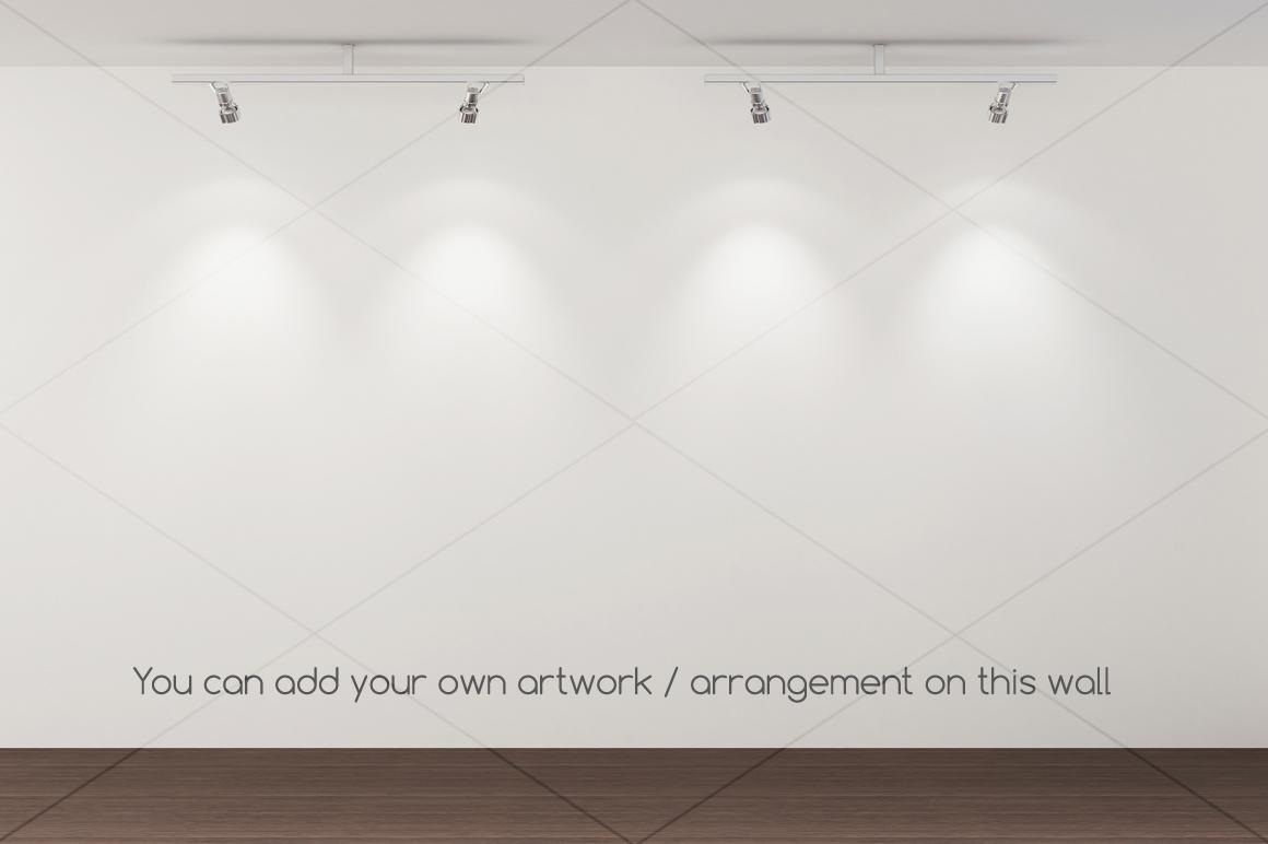 Art Gallery Artwork/Poster mockup example image 4