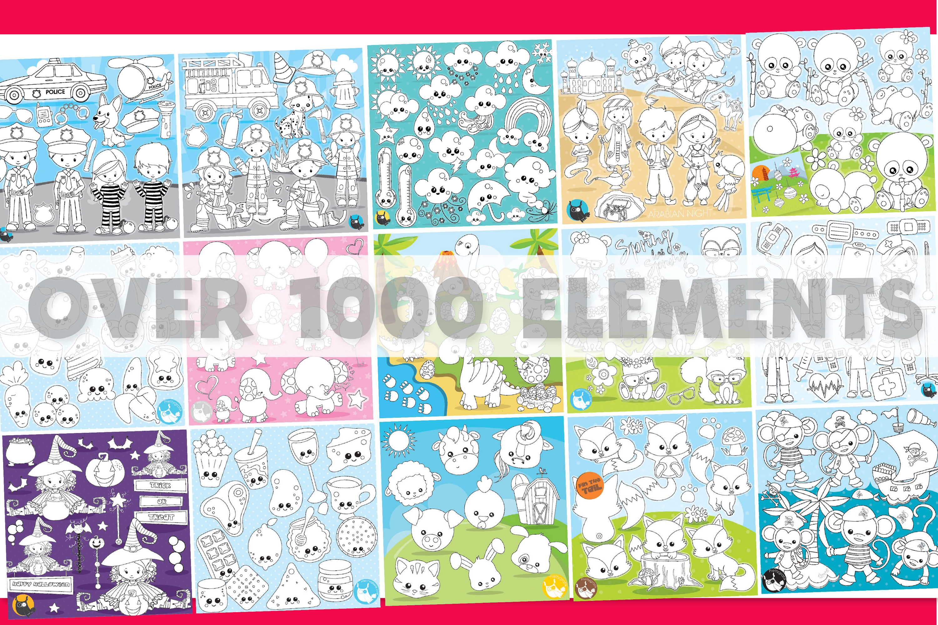 MEGA BUNDLE PART22 - 40000 in 1 Full Collection example image 3