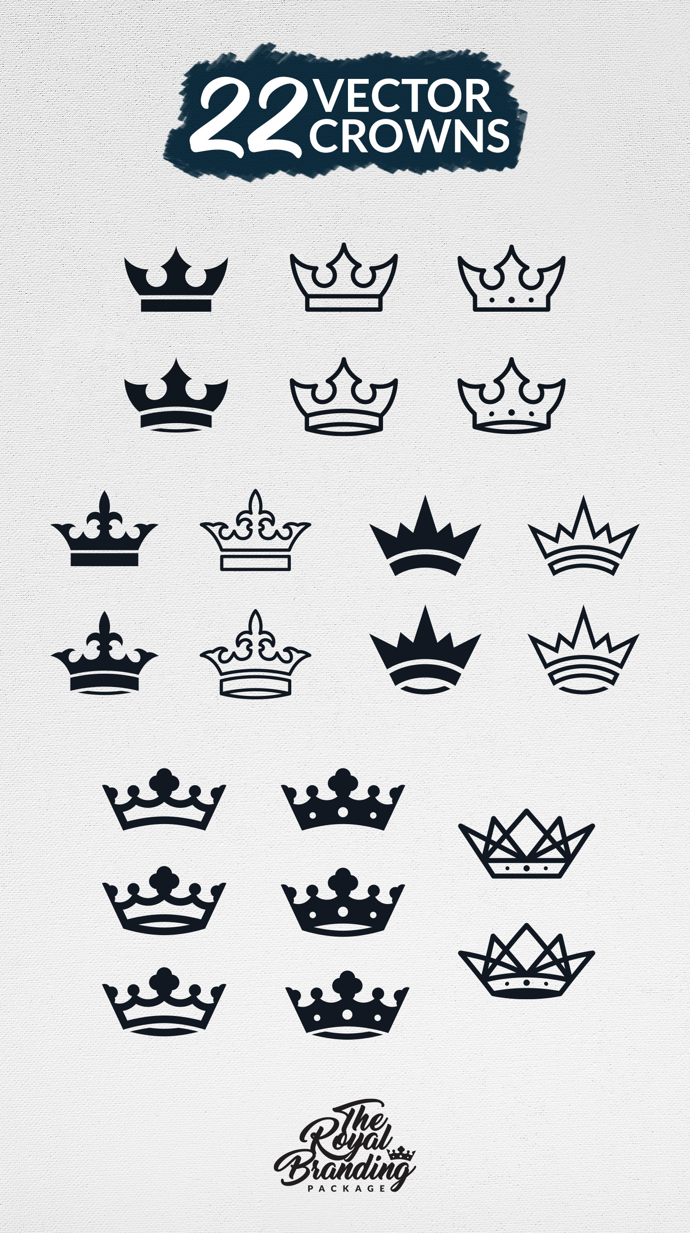 The Royal Branding Package example image 2