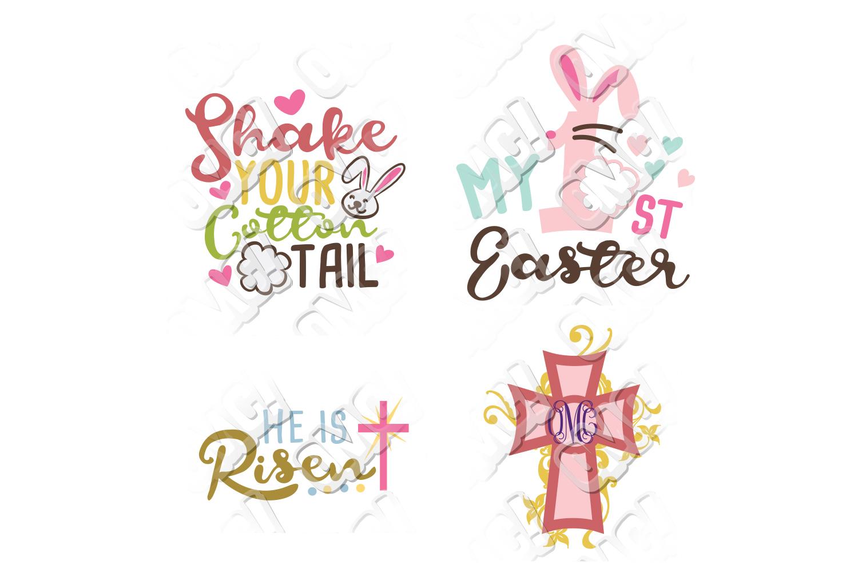 Easter SVG Bundle example image 4