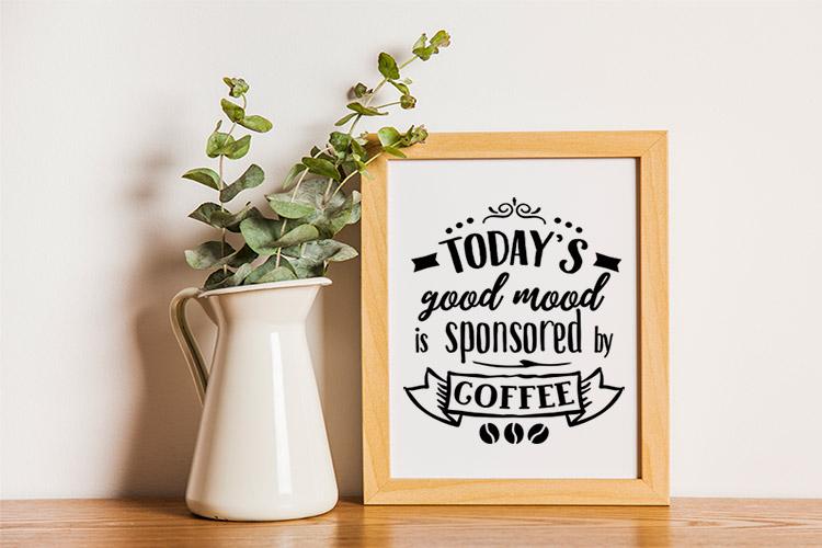 Coffee Themed Bundle example image 4