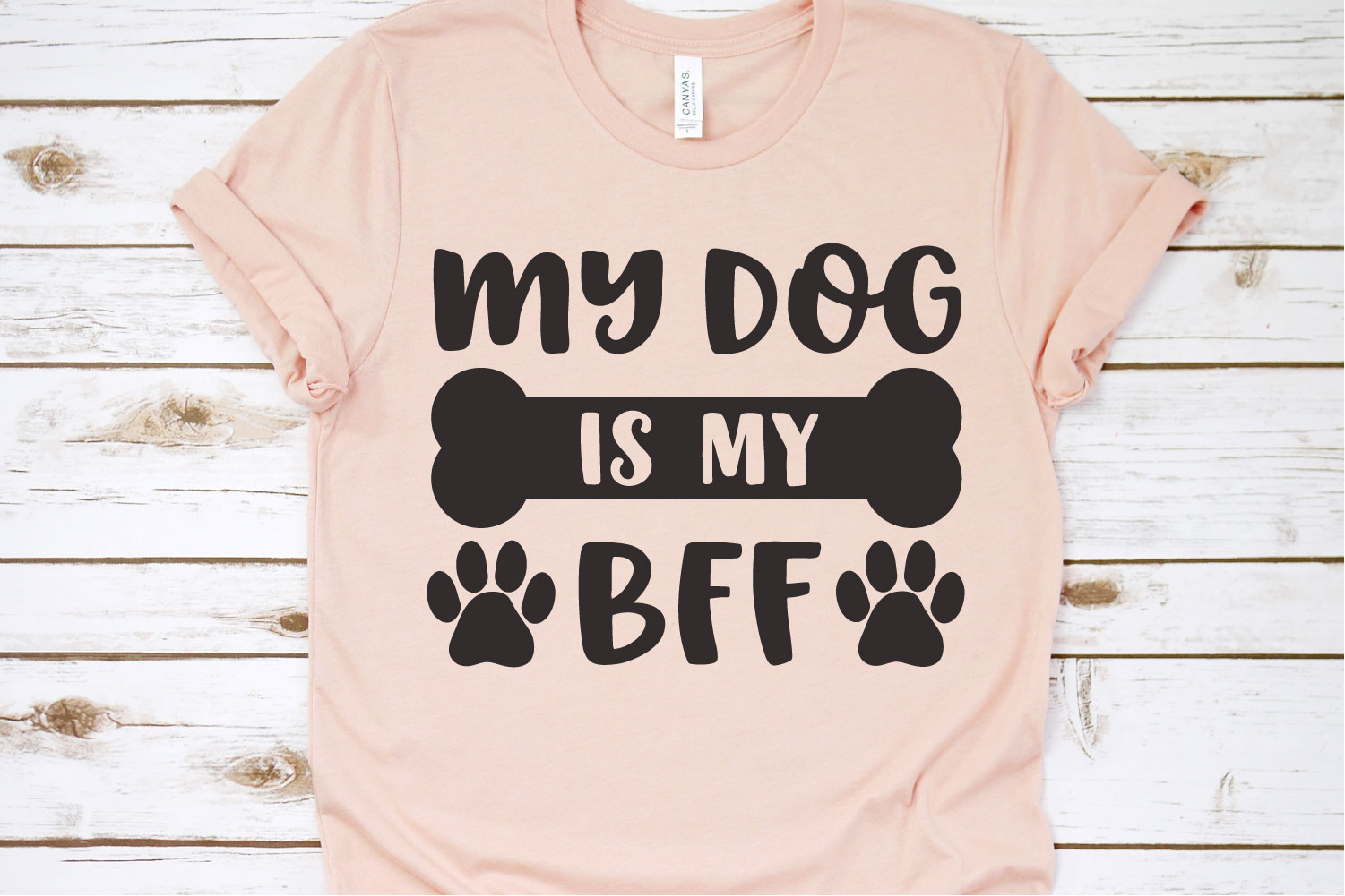 Dog Mom SVG Bundle - Cut Files for Crafters example image 4