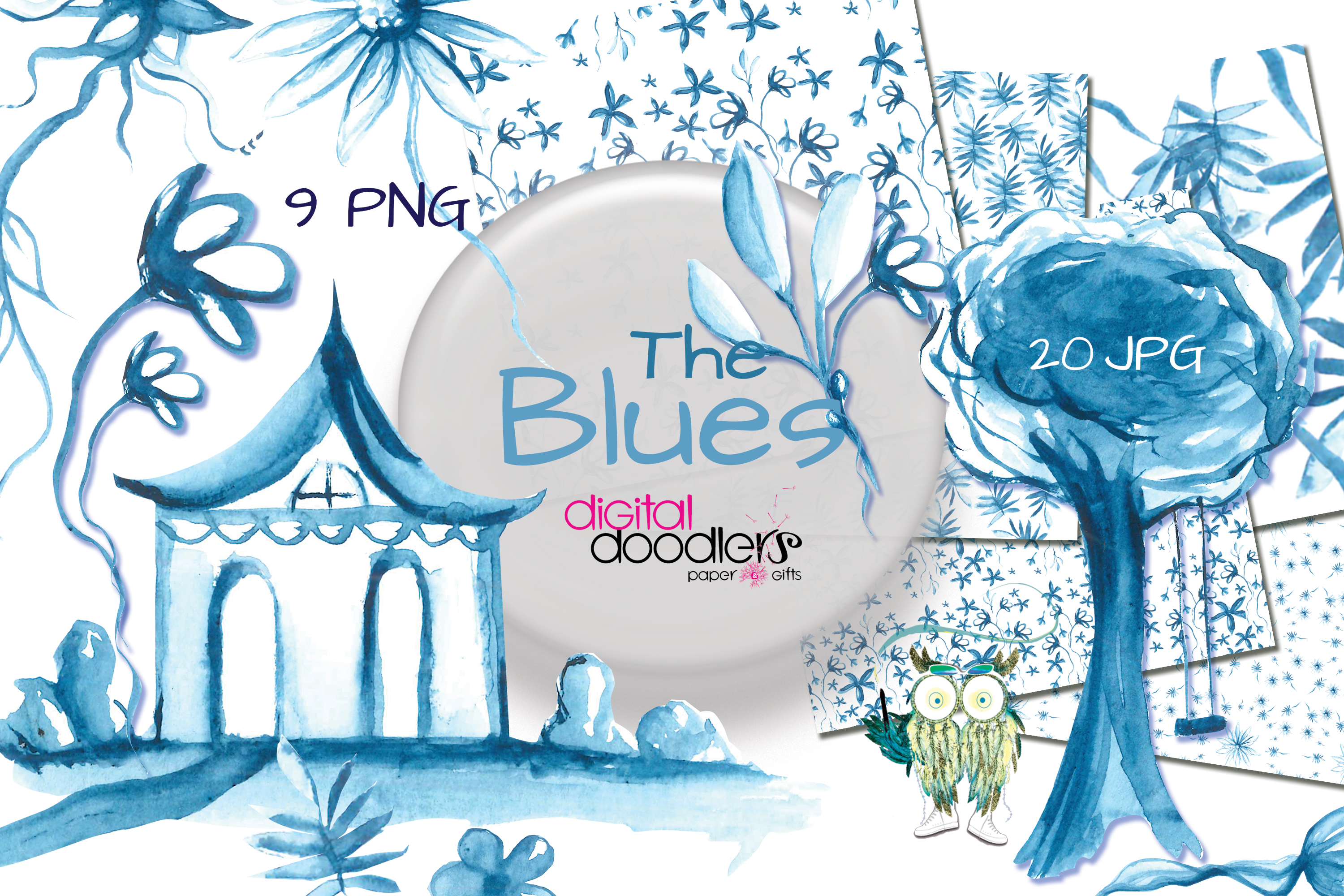 The Blues example image 1