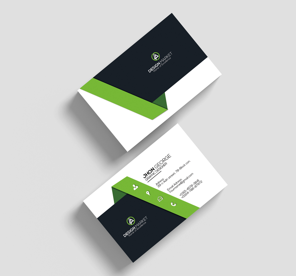 Professional Visiting Cards