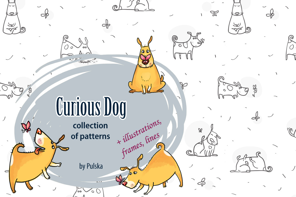 Curious Dog collection example image 1