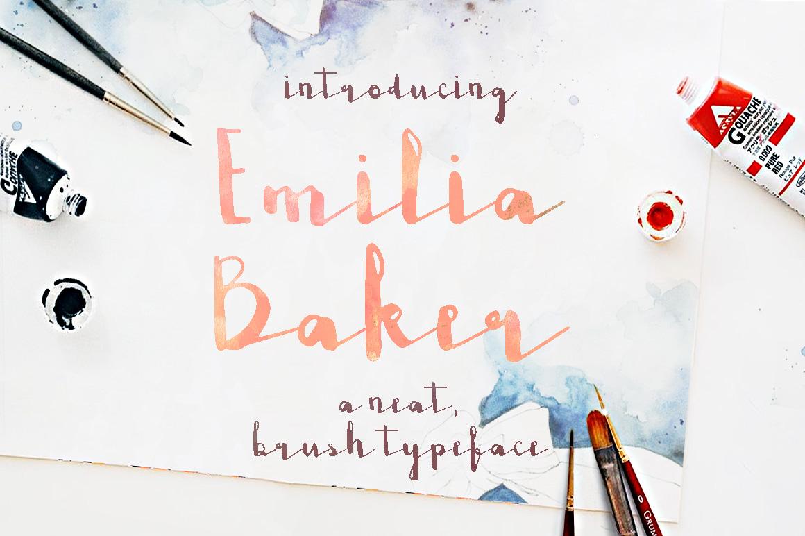 Emilia Baker example image 1