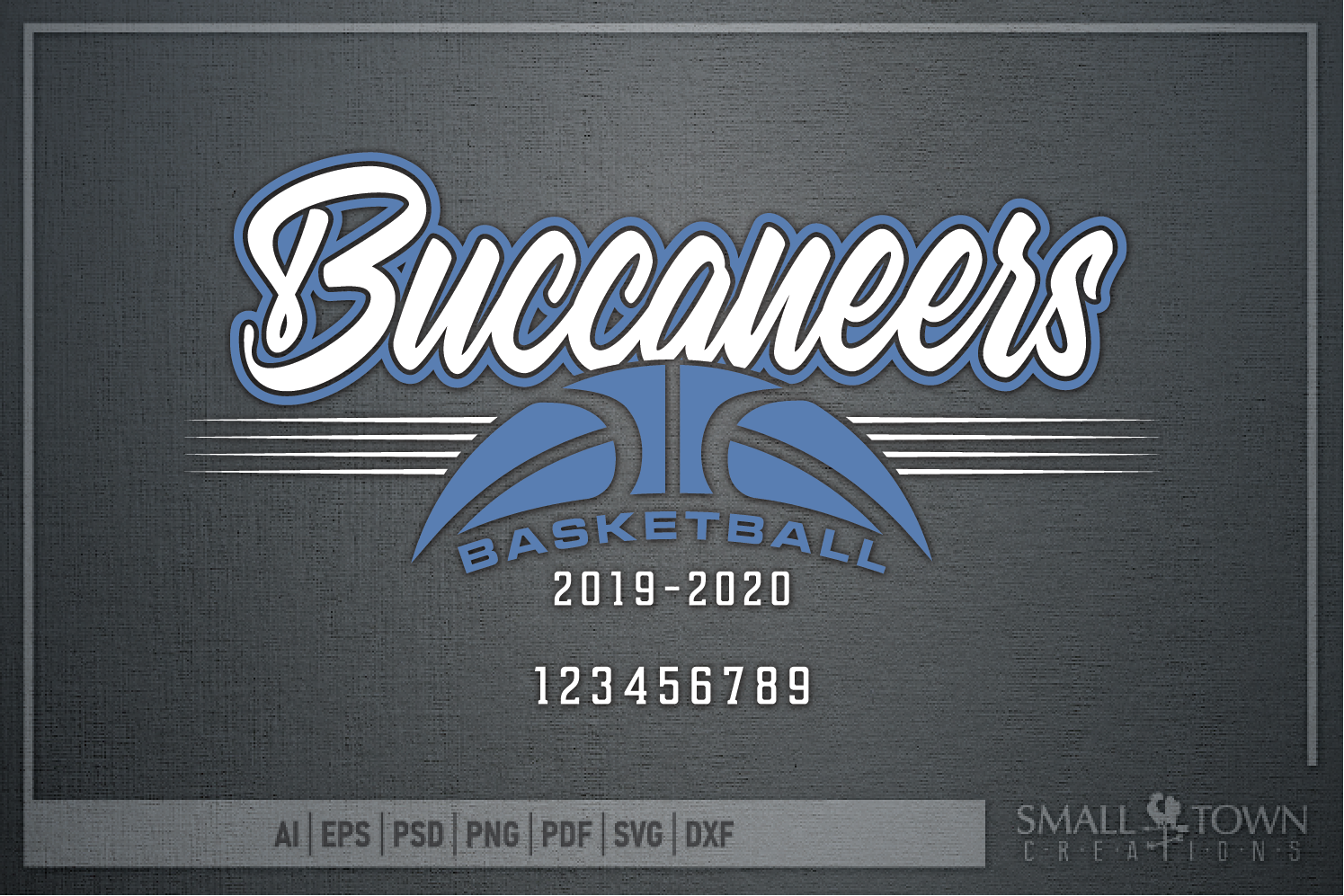 Buccaneer, Basketball, Team, Sport, PRINT, CUT & DESIGN example image 5