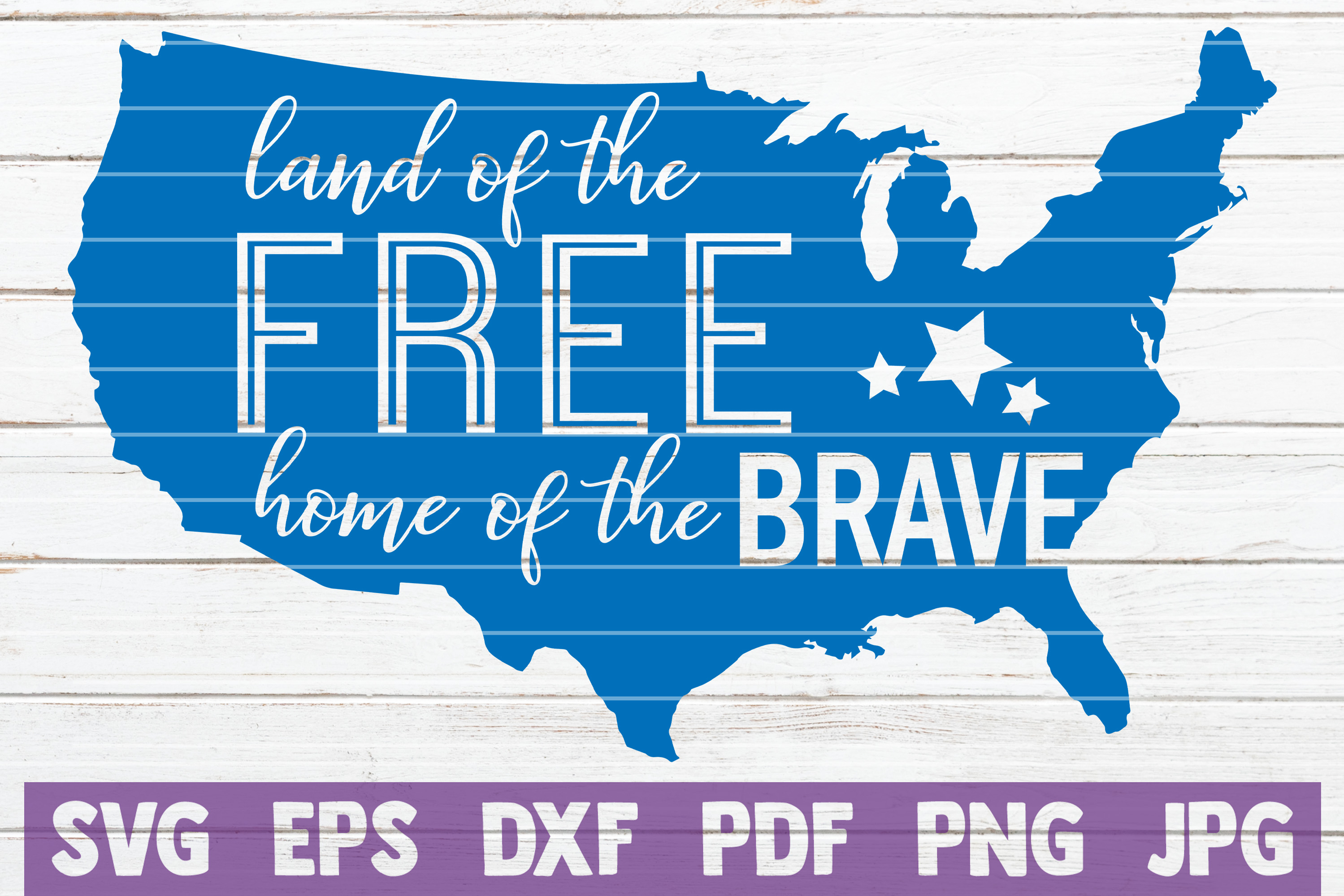 4th of July SVG Bundle | SVG Cut Files | commercial use example image 4