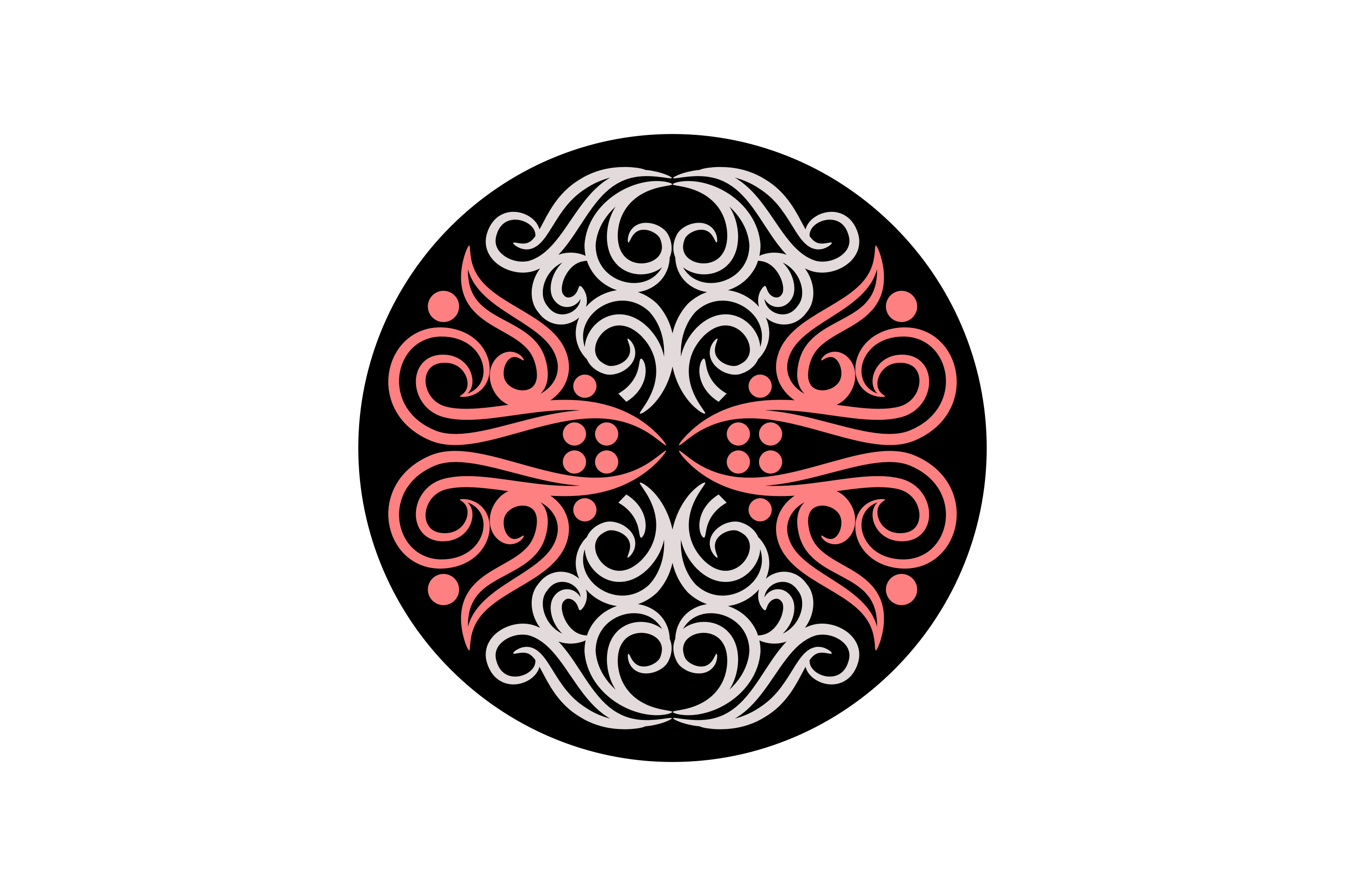 abstract ornament Image Vector example image 1