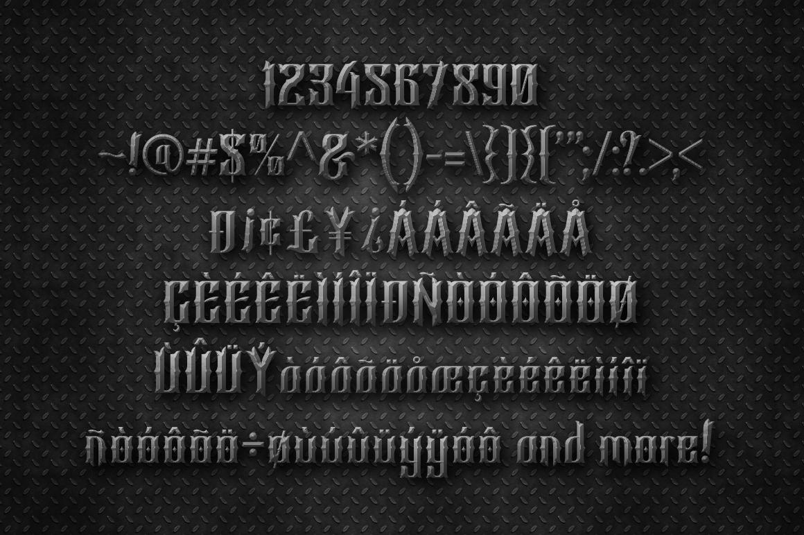 Yasaman Typeface example image 6