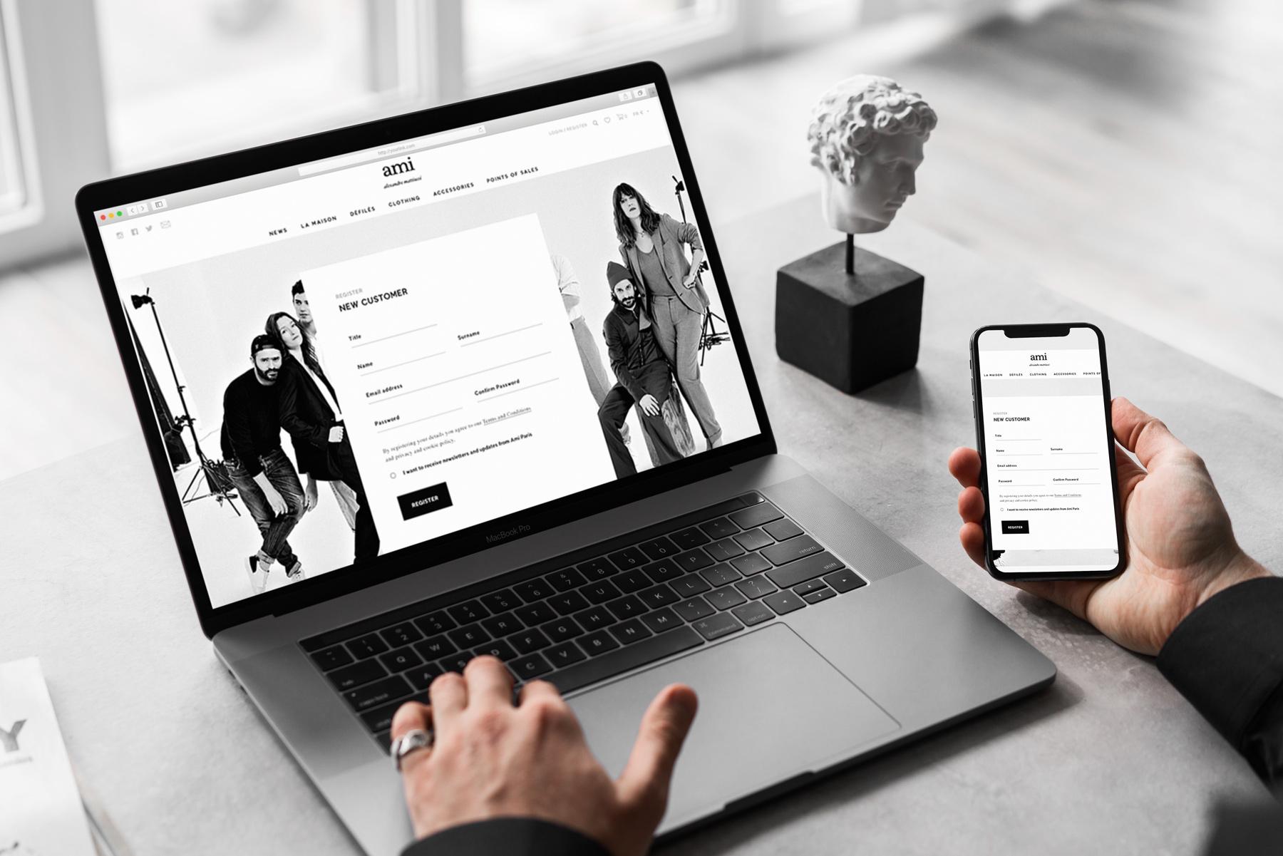 MacBook Pro Mock-Up Loft Style example image 11