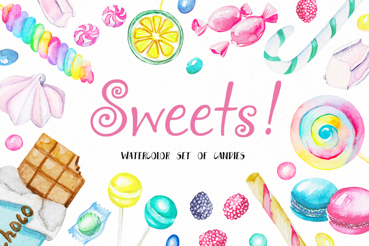 Sweets! example image 1