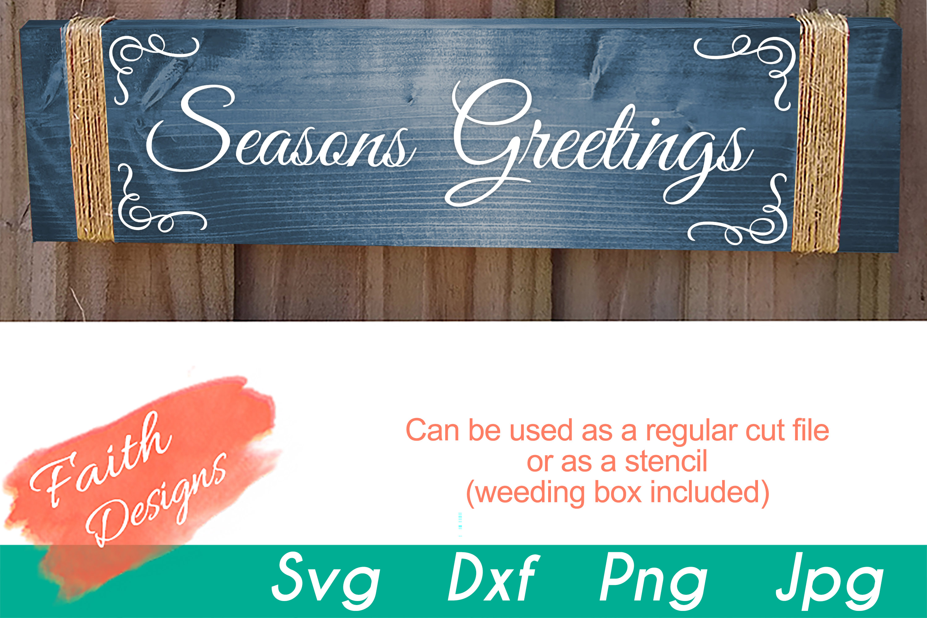 Christmas Porch Sign Bundle example image 13