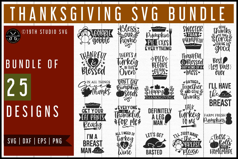 SVG Bundle | Mega SVG Bundle Vol.3 | SVG DXF EPS PNG example image 14