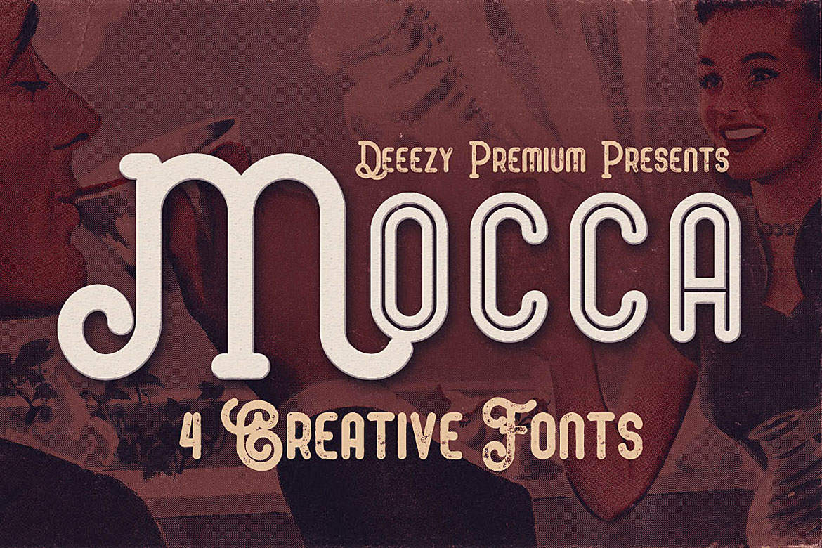 5 Fonts Bundle 1 example image 11