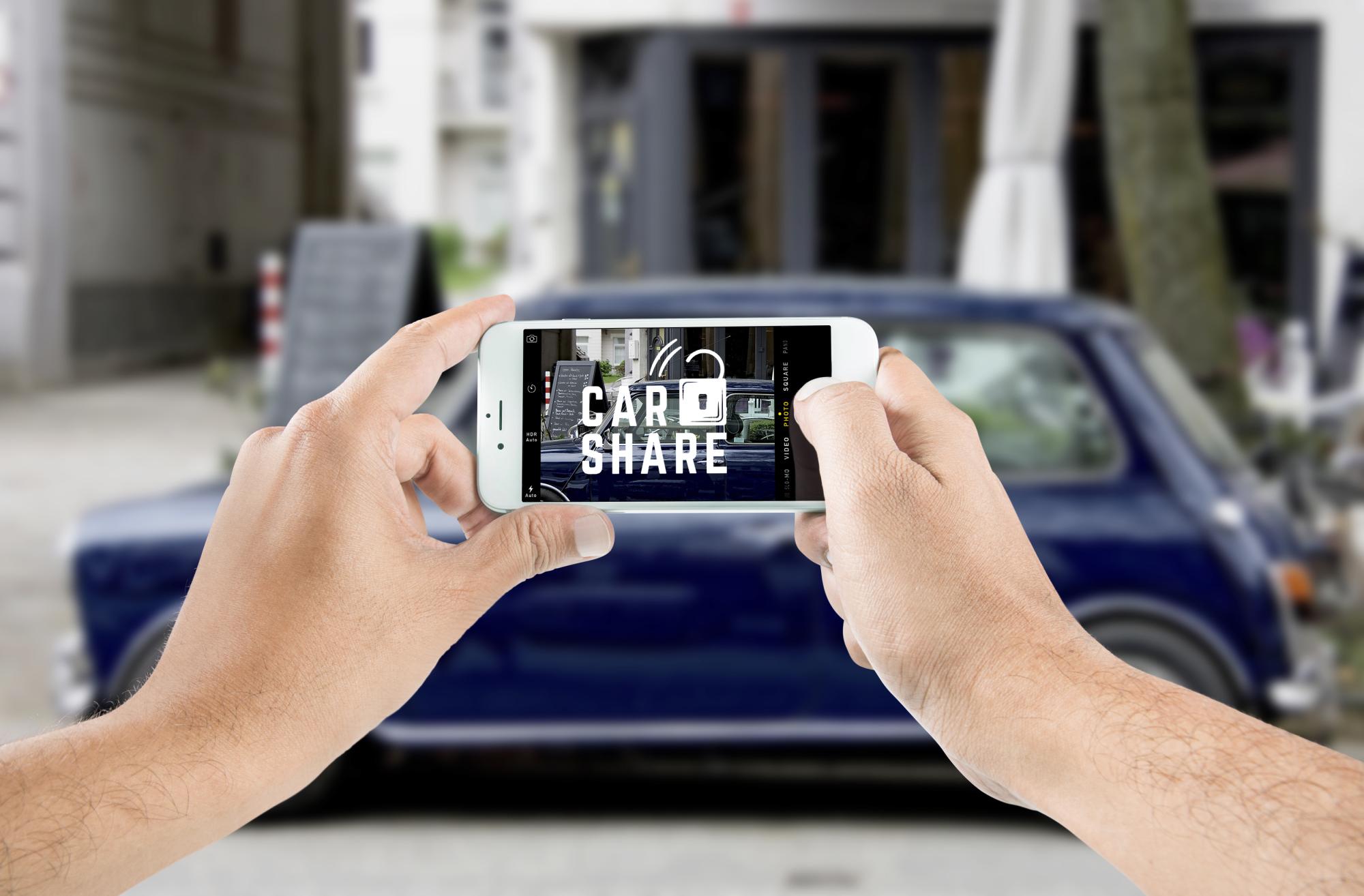Car Sharing Badges & Elements example image 3