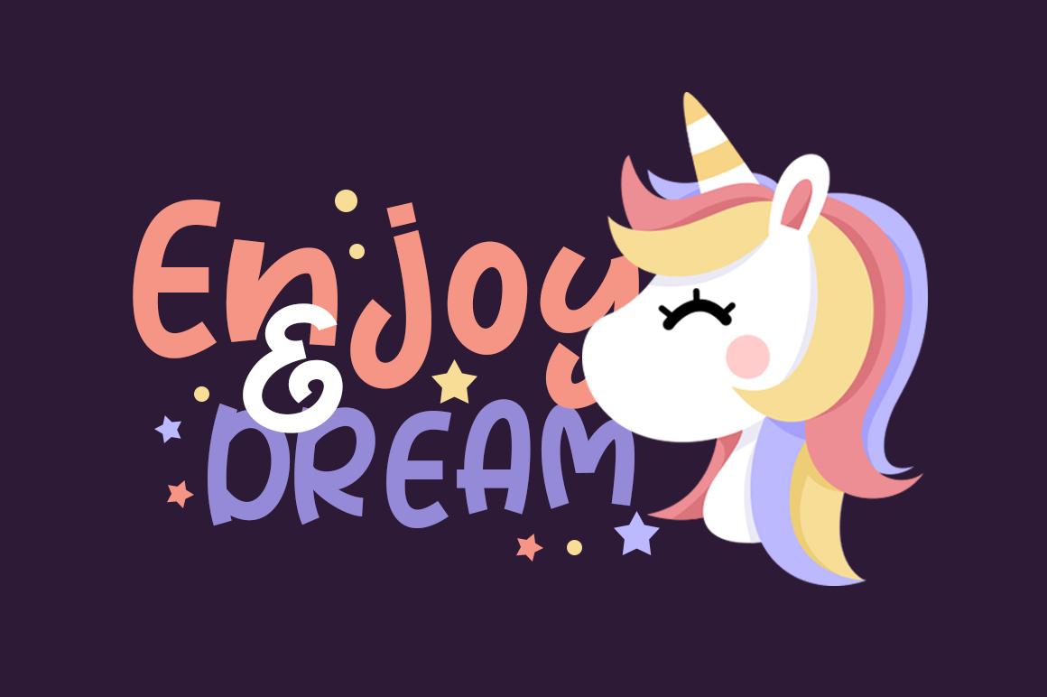 Cute Unicorn example image 3