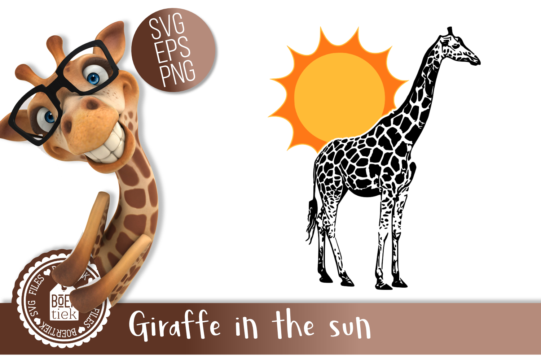 Giraffe example image 1