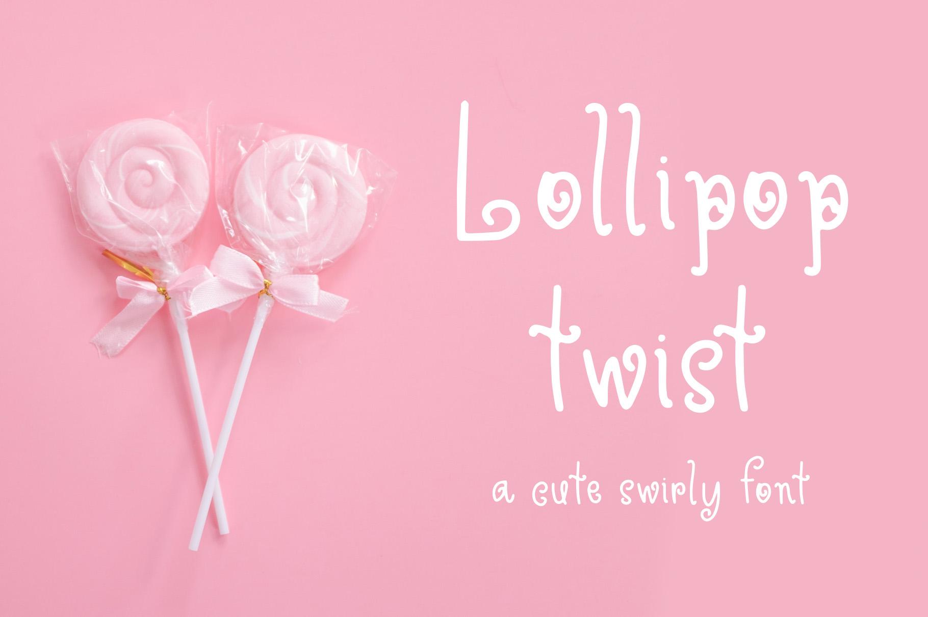 Lollipop Twist example image 1