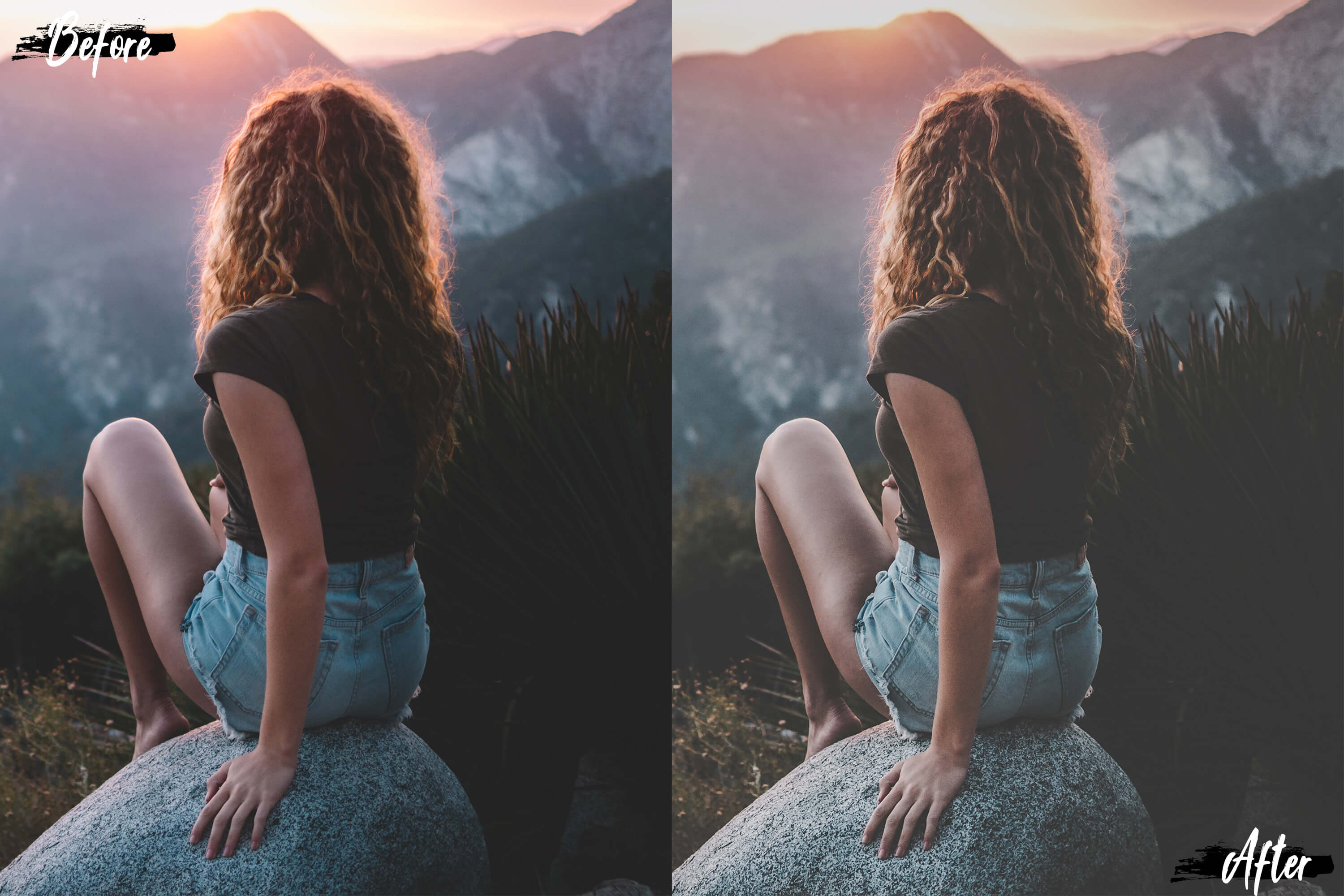 Neo Matte Theme mobile lightroom presets example image 5