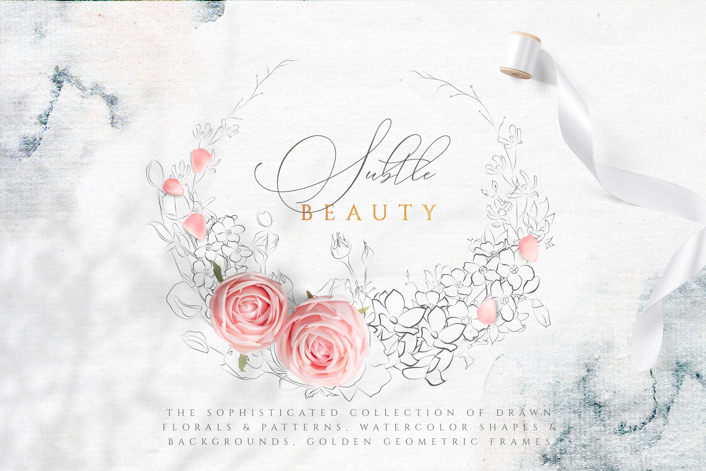 Subtle Beauty Graphic Collection example image 1
